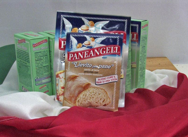 Paneangeli Lievito Hefe 48g Larosa Italienische Lebensmittel